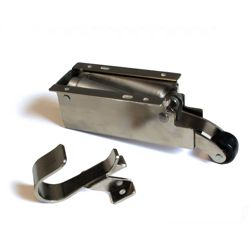 Door Closers Door closer (steel shell, nickeled)